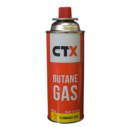 CTX Description: Butane Gas Content: 220g