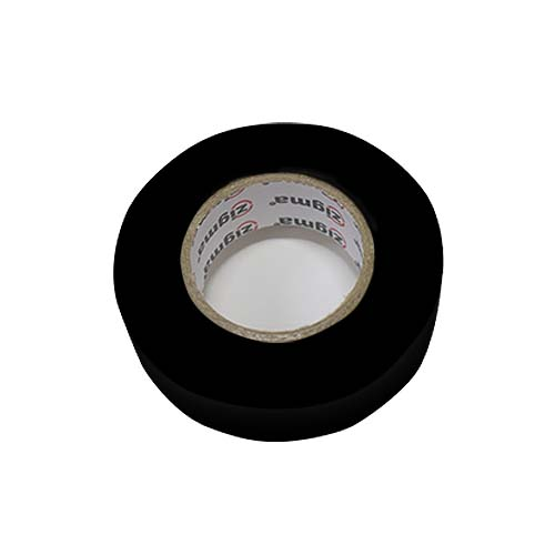 ZIGMA PVC Electrical Tape  • 0.17 mm x 19 mm x 16 m • Black Code: IE7#