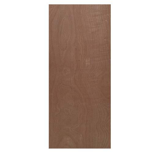 DESIGNCRAFT Flush Door • Marine plywood with honeycomb paper core • 41 mm thickness • Kansas Sizes:  - 60 x 210 cm - 70 x 210 cm - 80 x 210 cm - 90 x 210 cm
