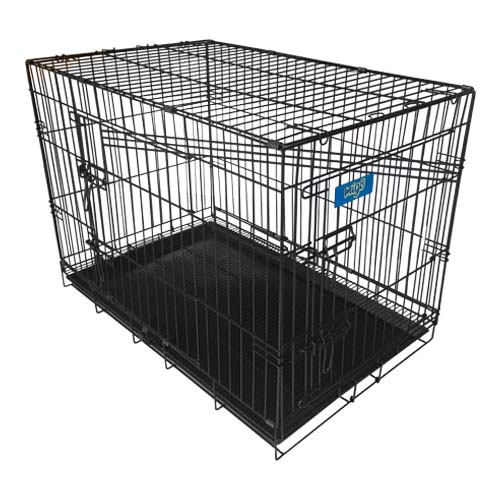 MIGO Description: 2 Door Dog Cage Size: 92 x 57.5 x 65cm  Code: GY0702104