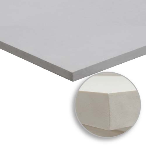 Description: PVC Foam Board Sizes: 10 x 1220 x 2440mm, 12 x 1220 x 2440mm, 18 x 1220 x 2440mm