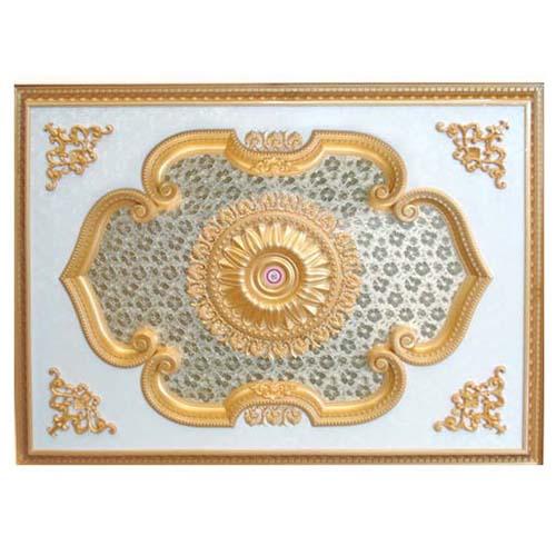 ART DECO Decorative Ceiling Board Size: 1600 x 1200 mm Thickness: 90 mm Code: JB120160-010(G)