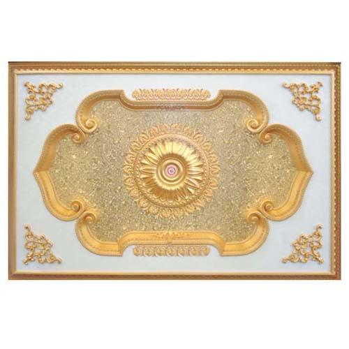 ART DECO Decorative Ceiling Board Size: 1800 x 1200 mm Thickness: 90 mm Code: JB120180-012(G)