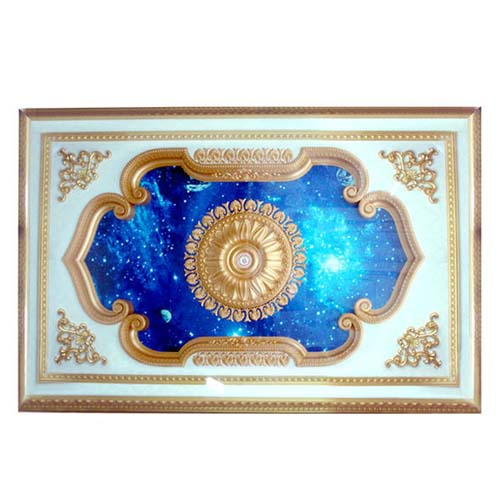 ART DECO Decorative Ceiling Board Size: 1800 x 1200 mm Thickness: 90 mm Code: CY-1218-019 / BR1218-S019