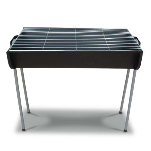 CTX Description: Barbecue Grill Chrome plated cooking grid Cooking area: 600 x 310mm Code: KY1816