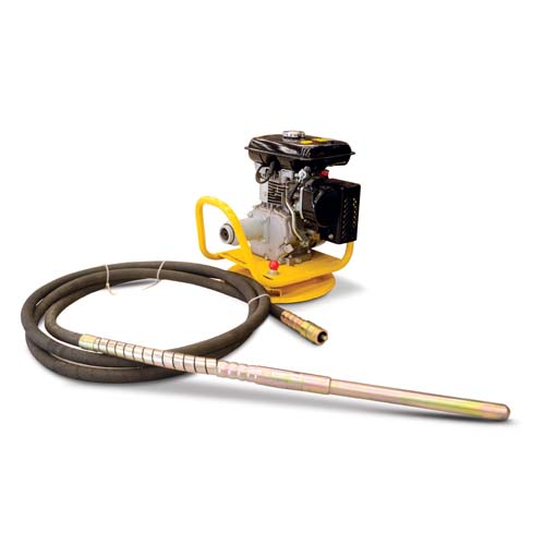 C-POWER Concrete Vibrator • With Robin EY20 balling type Code: HP-VR