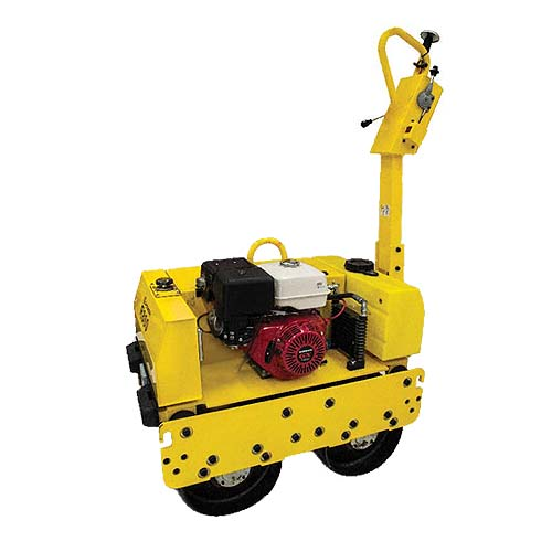 C-POWER Roller Compactor • With Honda GX390 • 2 roller Code: HP-R800