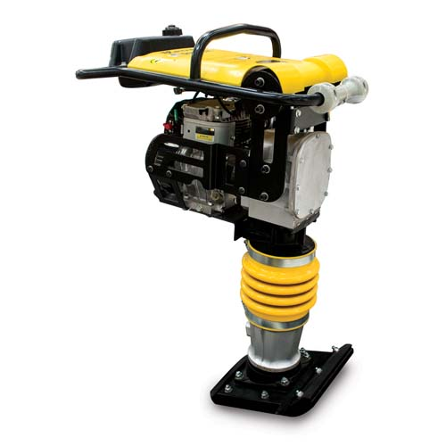 C-POWER Tamping Rammer • With Robin EY20 Code: HP-RM80