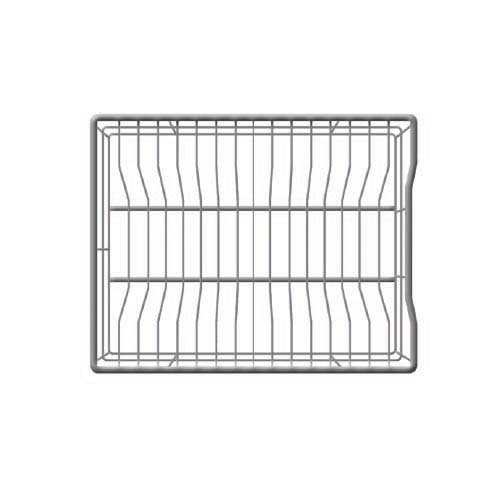 "BREMEN Description: Plate Basket  Sizes: 12 x 18"", 14 x 18"", 16 x 18"", 18 x 18"" Finish: Stainless steel"