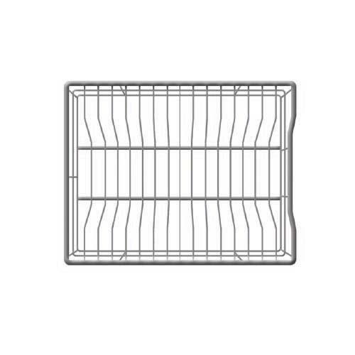 BREMEN Plate Basket  • Stainless steel finish Code: DDPP-6335 Available in: - 457 x 305 x 76mm - 457 x 356 x 76mm - 457 x 406 x 76mm - 457 x 457 x 76mm