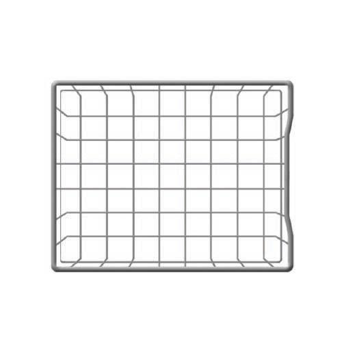 BREMEN Multi-Purpose Basket • Stainless steel finish Code: DDMT-6330 Available in: - 457 x 305 x 76mm - 457 x 356 x 76mm - 457 x 406 x 76mm - 457 x 457 x 76mm