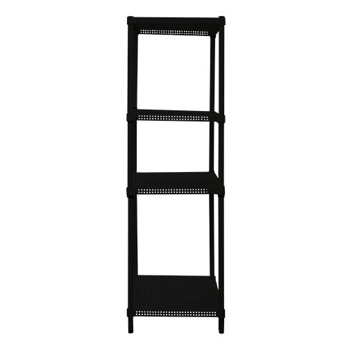 STACK Description: 4 Layer Shelf Color: Black Code: CY4646160P4