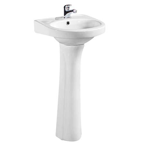 LA FONZA Lavatory  •Padova  • White Size: 430 x 500 x 852 mm Code: B65