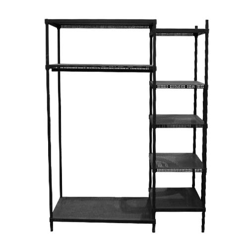 STACK Description: 5 Layer Shelf Color: HD Black Code: CY13546180P3P5