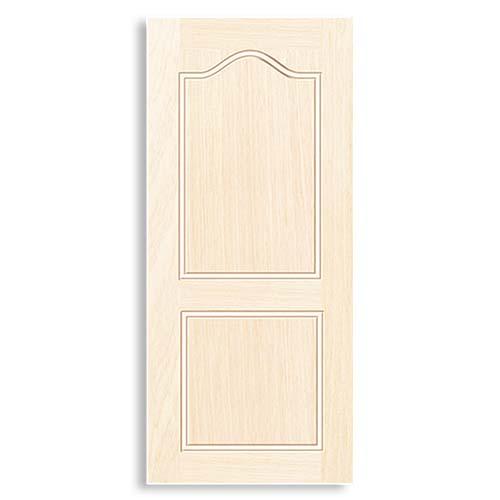 DESIGNCRAFT Moulded Door  • Prime coated finish with MDF wood strip core • Sukhothai Sizes: - 70 x 210 cm - 80 x 210 cm - 90 x 210 cm