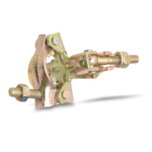 Right Angle Double Coupler