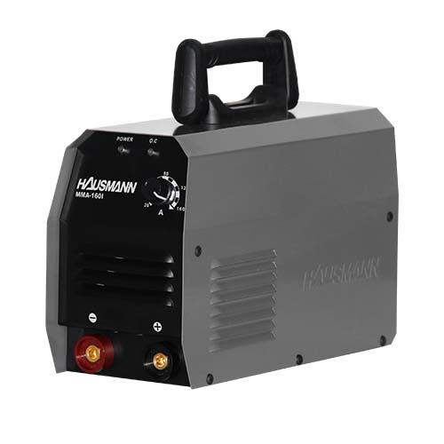 HAUSMANN Welding Machine • Inverter •10-16A max welding current • 60% rated duty cycle Code: MMA-1601