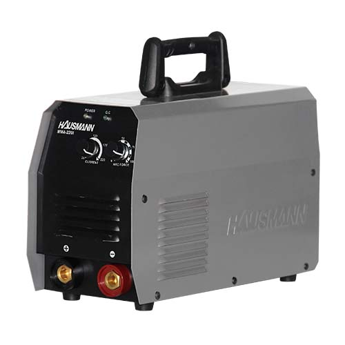 HAUSMANN Welding Machine • Inverter •220 Amp • 10-22A max welding current • 60% rated duty cycle Code: MMA-2201