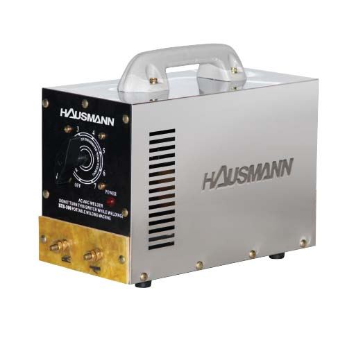 HAUSMANN Welding Machine • Copper • 50-140A max welding current • 10% rated duty cycle Code: BX6-200A