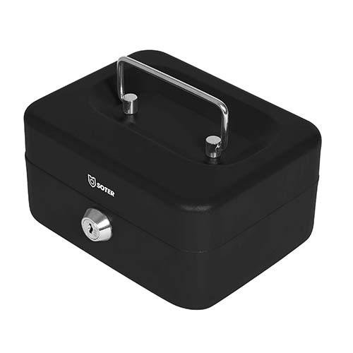SOTER Cash Box • 80 x 150 x 120mm Code: CB-15