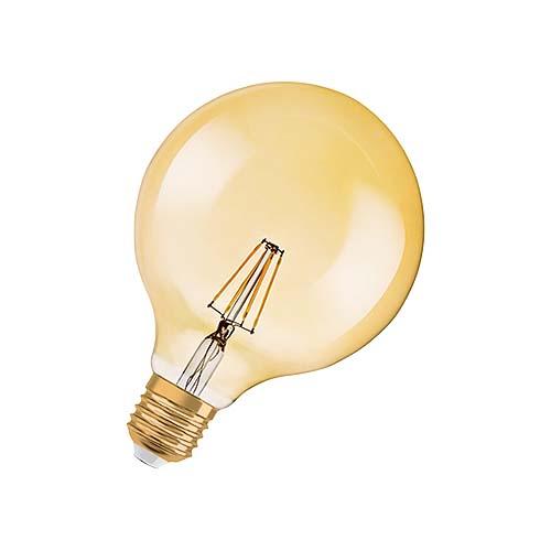 OSRAM LED Filament Bulb • 6.5W • E27 Code: 1906 Globe
