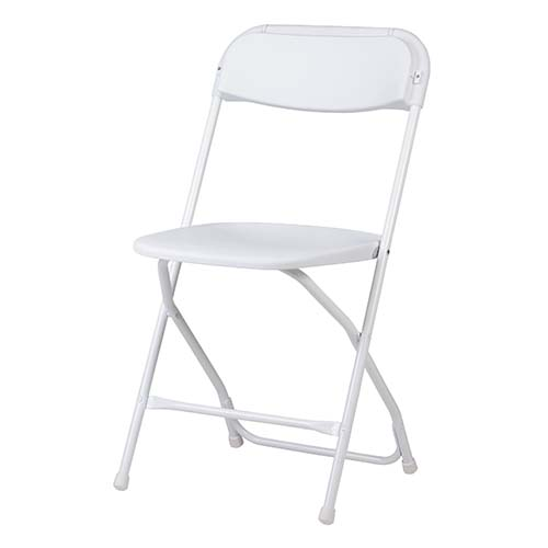 CTX Description: Folding Chair Size: 451 x 438 x 800mm Frame material: Powder coated metal Code: 101IC001X003A019C