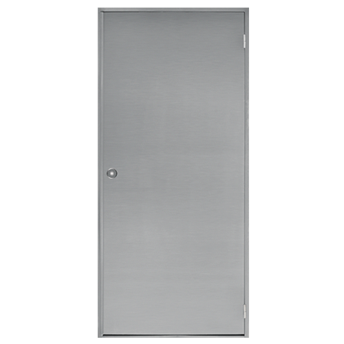 Description: Fire & Security Door