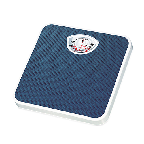 HAPPY HOME Weighing Scale • 120kg capacity Code: BR9016