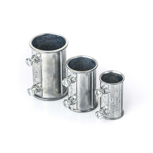 Set Screw Coupling • Zinc die cast Available in: - ½ in. - ¾ in. - 1 in.