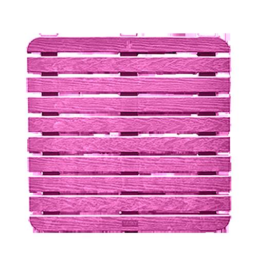 TATAY Shower Platform • Pink Size: 55 x 55 cm Code: 5530003