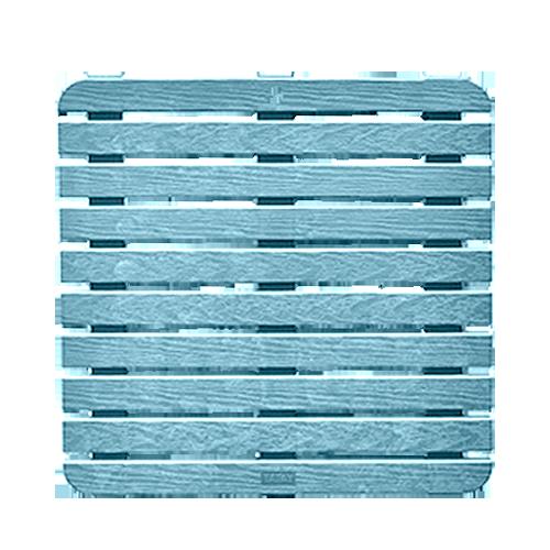TATAY Shower Platform • Blue Size: 55 x 55 cm Code: 5530004