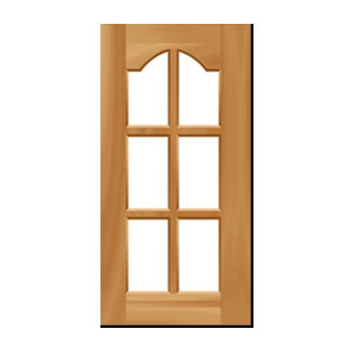 DESIGNCRAFT Cabinet Door • Gemelina Sizes:  - 12 x 24 in. - 12 x 30 in. - 14 x 24 in. - 14 x 30 in. - 16 x 24 in. - 16 x 30 in. Code: Brooks