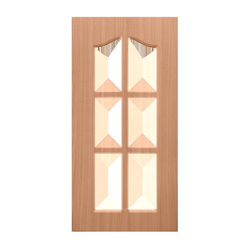WOODTEK Cabinet Door • Cherry Sizes:  - 12 x 24 in. - 12 x 30 in. - 14 x 24 in. - 14 x 30 in. - 16 x 24 in. - 16 x 30 in. Code: CDG#1