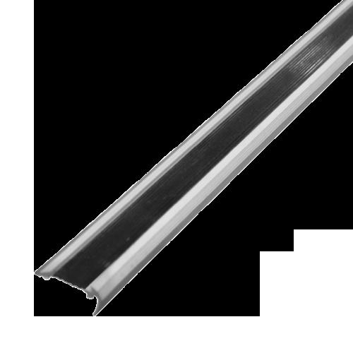 MASTER Step Trims • Aluminum • Matte silver • 2.5m Code: CJ-11 Also available:  - Matte gold - Teak wood - White maple