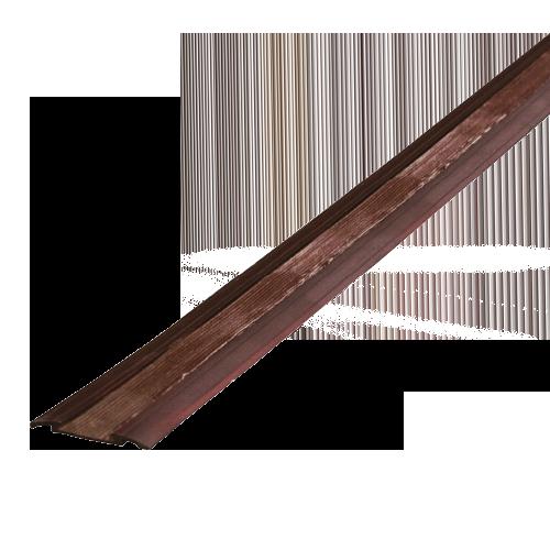 MASTER Step Trims • Aluminum • Walnut • 2.5m Code: MW-12 Also available:  - Teakwood  - White maple