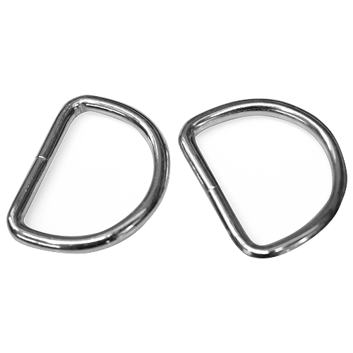 LINK D-Ring • 5 x 40mm • Steel electric galvanized Code: DR-Z0038