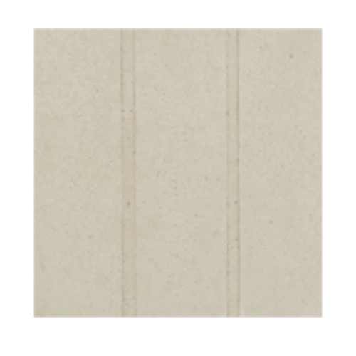 DIAMOND Cement Board  • U-groove • Best used with Aatomo runners Size: 4 x 600 x 1200 mm