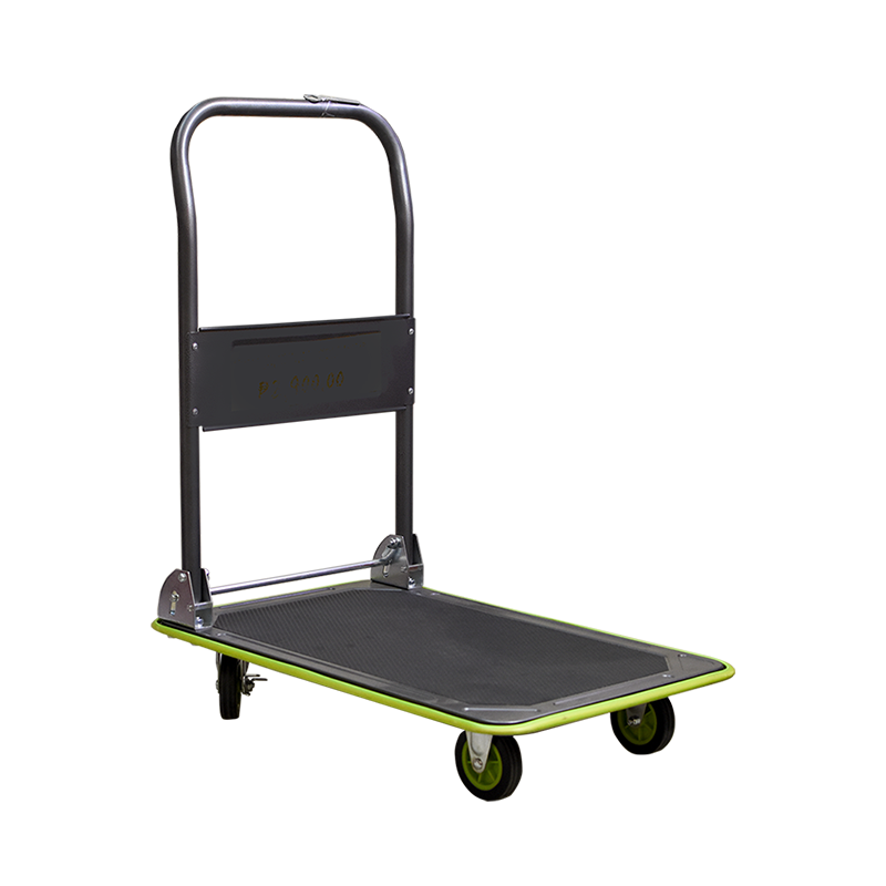 TOP LIFT  Foldable Trolley • Light duty • 150 kg load capacity  • 860 x 470 x 730 mm  • Foldable for easy storage • Includes 3 locking castors • Built-in pouch Code: TTEF1119-FPT150
