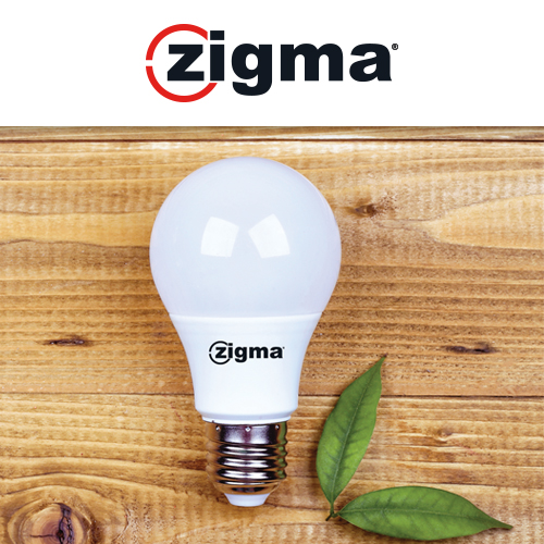 <strong> ZIGMA</strong> <br /><br /> Description: LED Bulb <br /> Voltage: DC 8-24V <br /> Light output: 380lm <br /> Energy consumption: 4W <br /> Base size: E27 <br /> Daylight (6500K) <br /> Code: LED Bulb A55 4W E27 DL